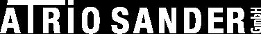 Logo Atrio Sander - Kunststofffenster und Haustüren